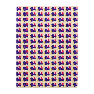 Rhino Wood Prints