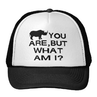 Rhino You Are Hat