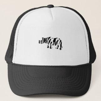 rhino zebra: Wild Mash-Up Trucker Hat