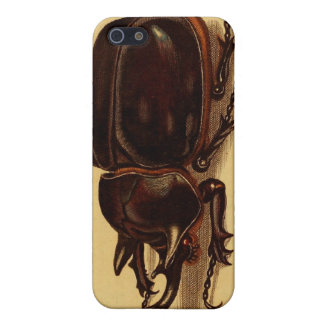 Rhinoceros Beetles iPhone 5 Cover