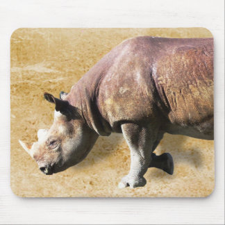 Rhinoceros Mouse Mat