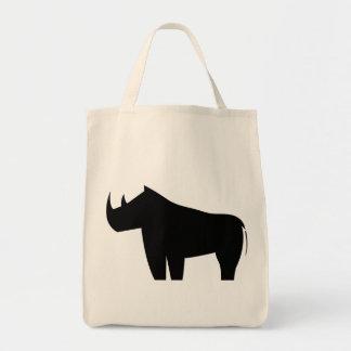 Rhinoceroses  Rhino Tote Bag