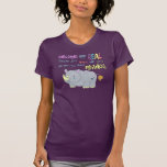 rhinos are just ugly unicorns t shirt