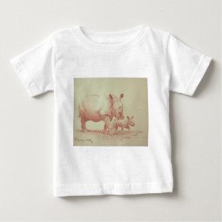 Rhino's Baby T-Shirt