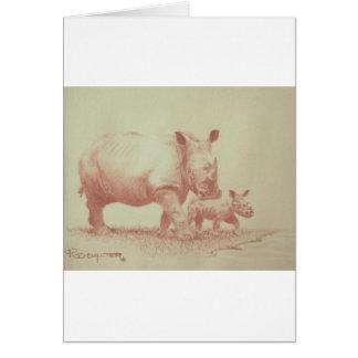 Rhino's Card