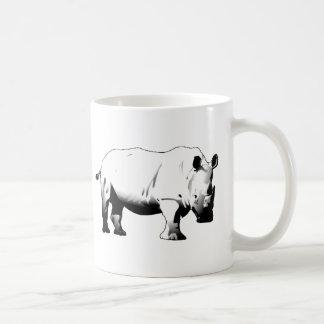 Rhinos Rock Coffee Mug