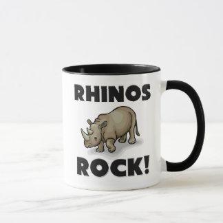 Rhinos Rock Mug
