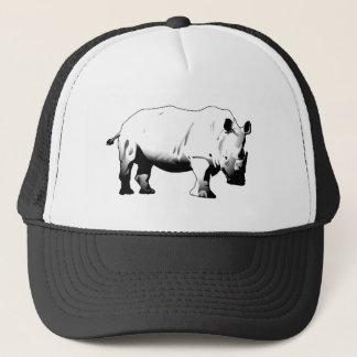 Rhinos Rock Trucker Hat