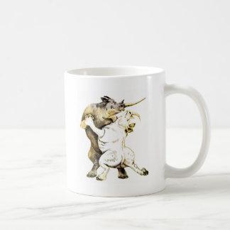 Rhinos Tango Coffee Mug