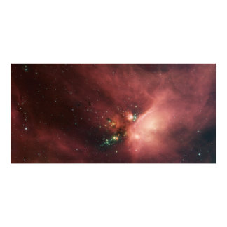 Rho Ophiuchi nebula 2 Photo Art