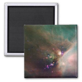 Rho Ophiuchi nebula Square Magnet