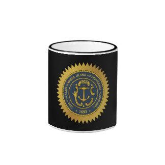 Rhode Isand State Seal Mug