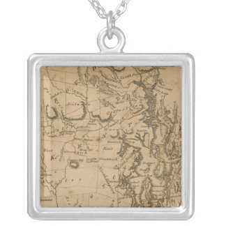 Rhode Island 10 Silver Plated Necklace