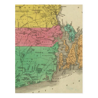 Rhode Island 5 Postcard