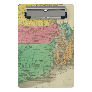 Rhode Island 6 Mini Clipboard