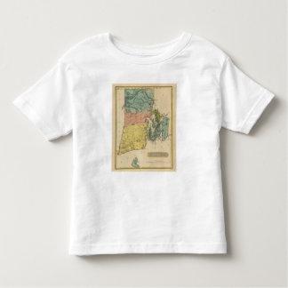 Rhode Island 7 Toddler T-Shirt