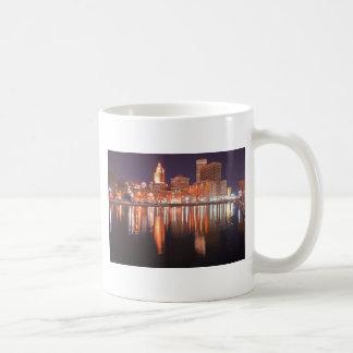 rhode island aka ocean state coffee mug