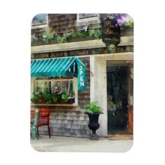Rhode Island - Antique Shop Newport RI Rectangular Photo Magnet
