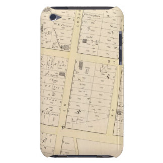 Rhode Island Atlas Map Barely There iPod Case