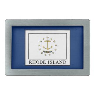 Rhode Island Belt Buckles