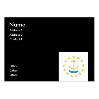 RHODE ISLAND BUSINESS CARD