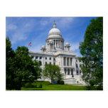 Rhode Island Capitol Postcard
