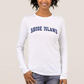 Rhode Island College Long Sleeve T-Shirt