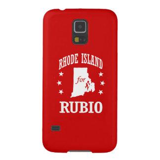 RHODE ISLAND FOR RUBIO GALAXY S5 COVER