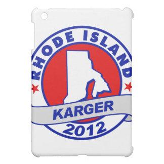 Rhode Island Fred Karger iPad Mini Cover