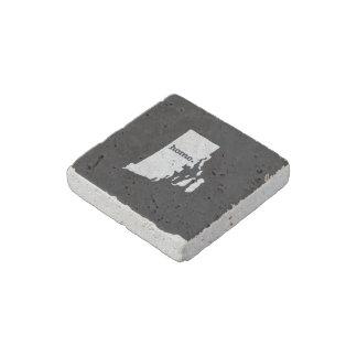 Rhode Island Home Stone Magnet