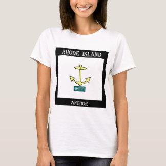 Rhode Island Hope Anchor T-Shirt