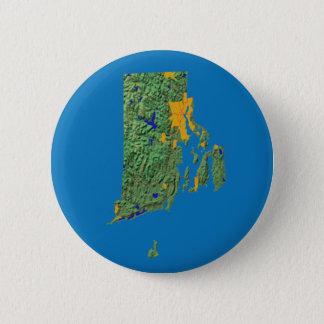 Rhode Island Map Button