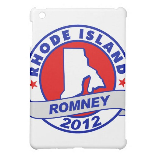 Rhode Island Mitt Romney iPad Mini Cases