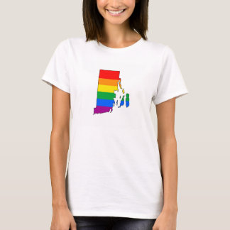 RHODE ISLAND PRIDE T-Shirt