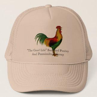 Rhode Island Red Rooster Trucker Hat