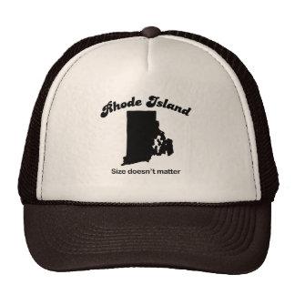 Rhode Island - Size doesn't matter Trucker Hat