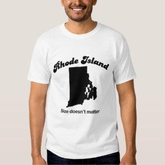 Rhode Island - Size doesn't matter T Shirt