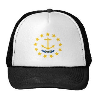 Rhode Island State Flag Hat