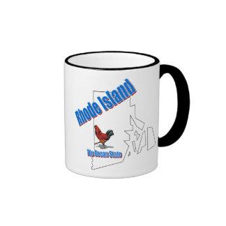 Rhode Island State Mug