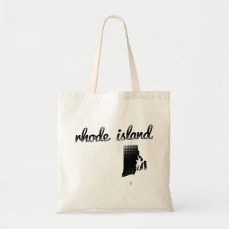 Rhode Island State Budget Tote Bag