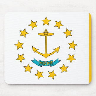 Rhode Island, United States Mouse Mat