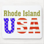 Rhode Island USA! Mouse Pad
