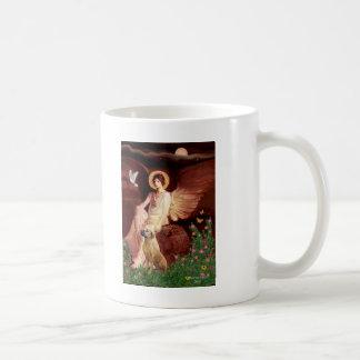 Rhodeisn Ridgebak 2 - Seated Angel Basic White Mug