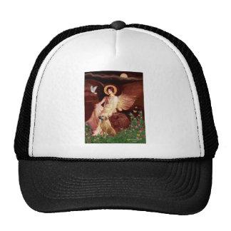 Rhodeisn Ridgebak 2 - Seated Angel Trucker Hats