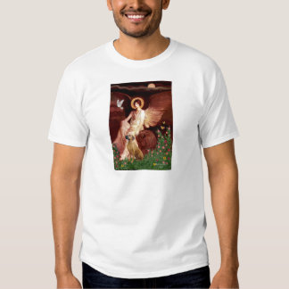 Rhodeisn Ridgebak 2 - Seated Angel T-shirts