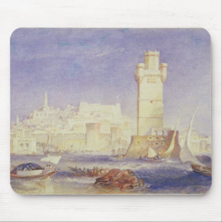 Rhodes, c.1823-24 (w/c & bodycolour on paper) mouse mat