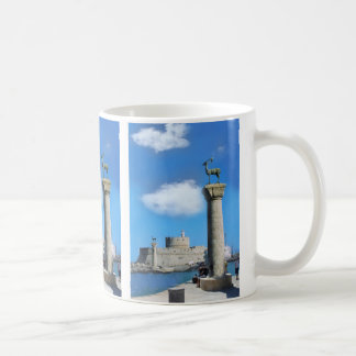 Rhodes Coffee Mug