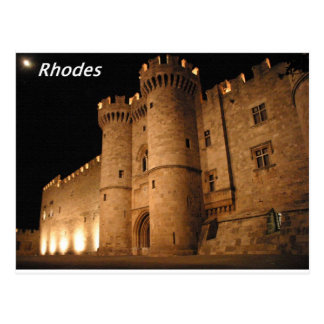 Rhodes  Greece angie Postcard