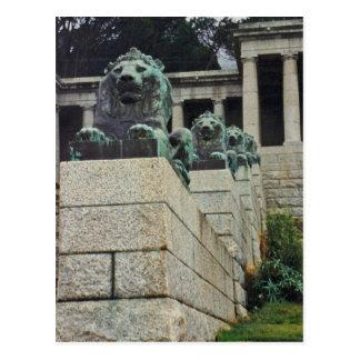 Rhodes Memorial Postcard