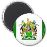 Rhodesia, Vietnam Magnets